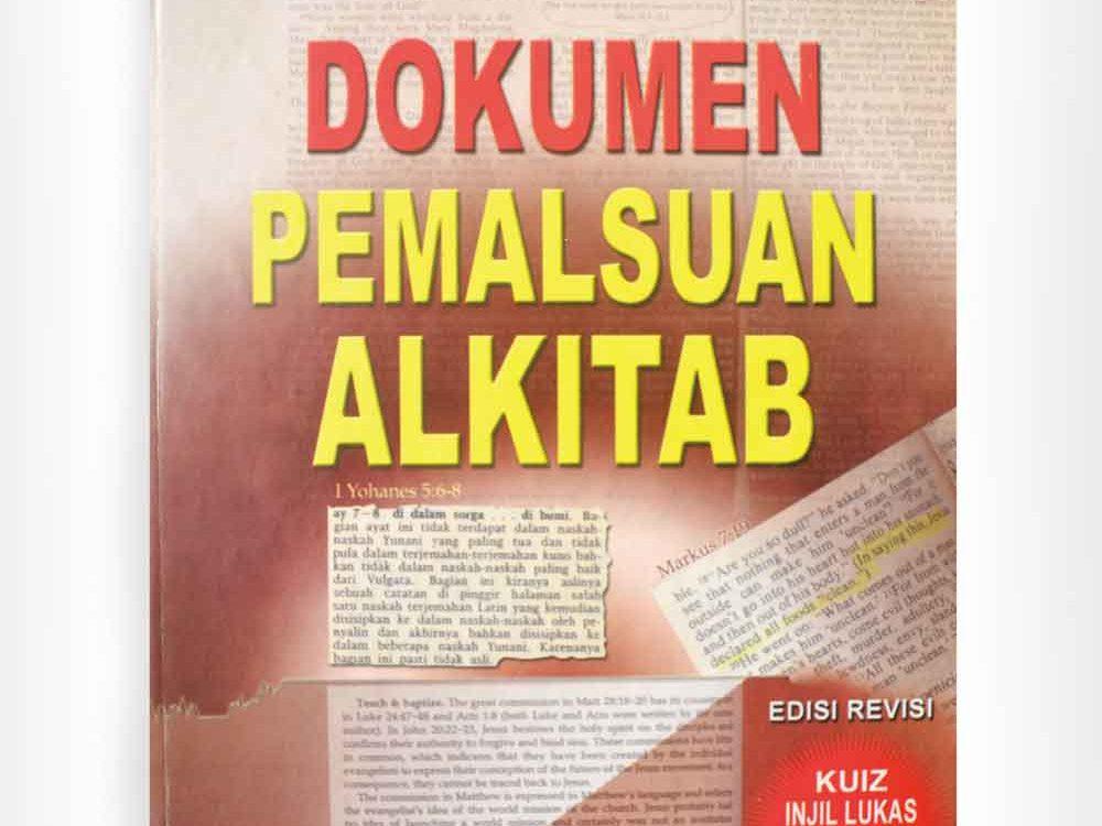 Pdf injil perjanjian baru
